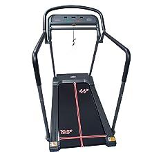 Treadmill for elderly