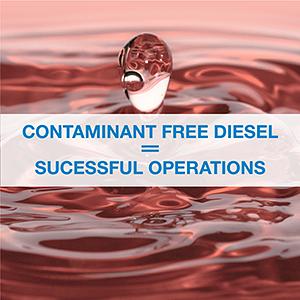 Contaminant, Free, Diesel