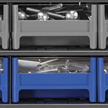 bolt screw storage drawer storage cabinet screws container small part storage metal drawer unit