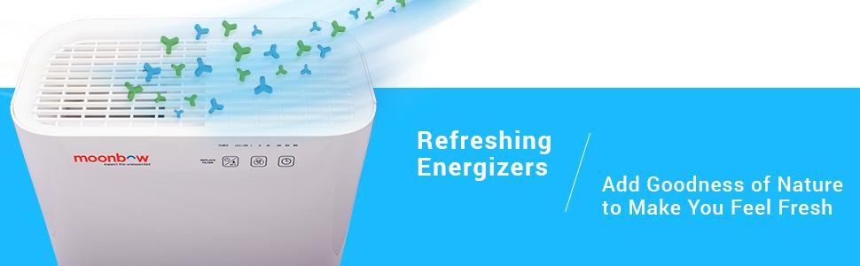 Negative Ions Refreshing Energizer