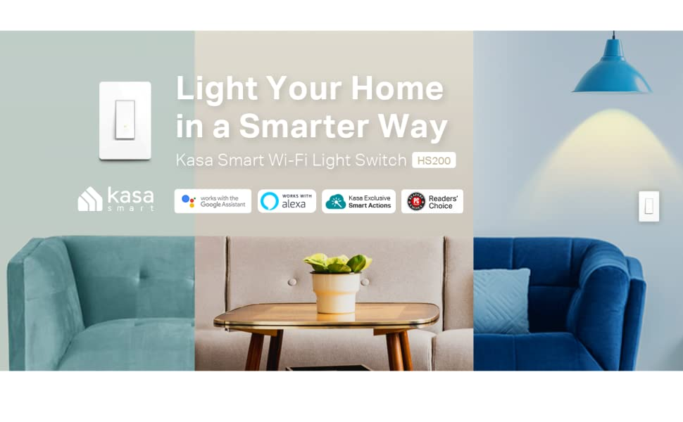 light your home in a smart way