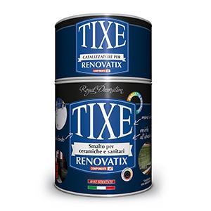 TIXE 405600 Renovatix Smalto Sanitari e Ceramiche, Vernice, Bianco ...