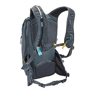 hydration back pack, hydration pack, hiking bag, biking backpack, travel backpack, e bike battery
