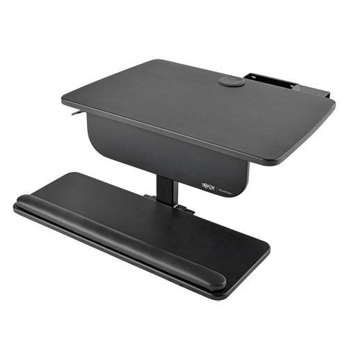 Amazon Com Tripp Lite Sit Stand Desktop Workstation