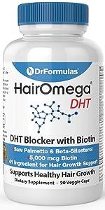 Hairomega DHT Blocker