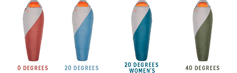 cosmic synthetic sleeping bag 2020