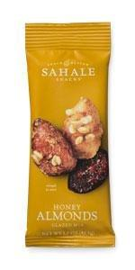 sahale snacks, grab and go snack, nuts
