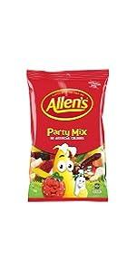 allens,lollies,part,mix,sweet,confectionery,bulk,snack,kids,allen's,nestle,lolly