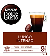 Koffie, Dolce Gusto, Lungo intenso