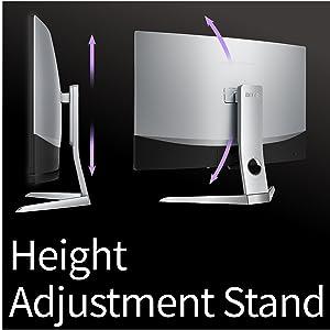 Height Adjustment Stand (BenQ EX3203R)