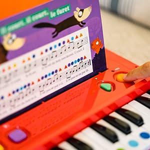 j'apprends la musique close up 1