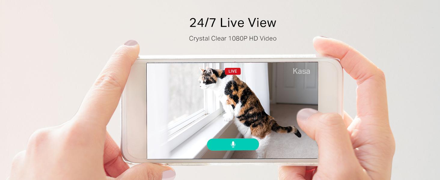 24/7 Live View