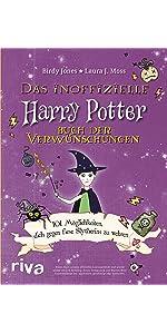Harry Potter Buch der Verwünschungen