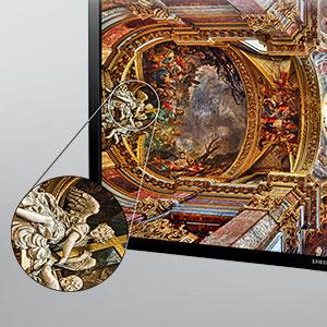 Ultra HD-Bildqualität