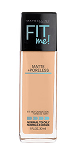 Maybelline Fit Me Matte & Poreless