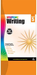 writing workbook grade 5