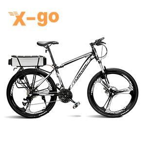 X-go Bateria Bicicleta Electrica 48v 1000w 48V 20Ah 1000W Cell Holder Back Carrier Batería de Iones de Litio para Bicicleta eléctrica E-Bike (con Linterna) 【Almacén Europeo】 (hyjl48v): Amazon.es: Deportes y aire libre