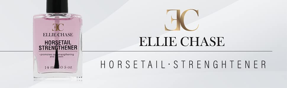 Ellie Chase Horsetail Nail Strengthener