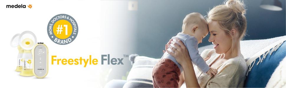 Medela Freestyle Flex Designed for Life