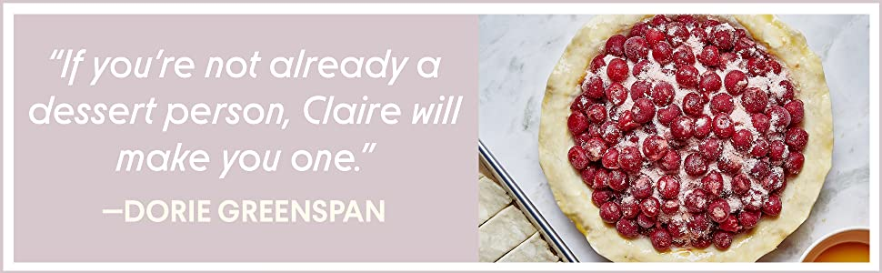 Dessert Person, books on dessert, books on cooking, cooking books, baking books, claire saffitz