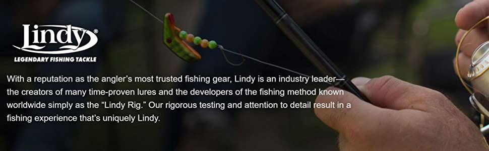 Multi One Size LINDY FISHING TACKLE Unisexs Lindy Rigger 3 Rig Kit