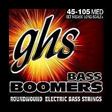 Long scale, long scale plus, long scale +, ghs, d'addario, ernie ball, bass strings, bass