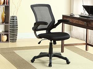 office desk,clean lines,fiberboard,grain paper,high gloss coating,stainless steel frame