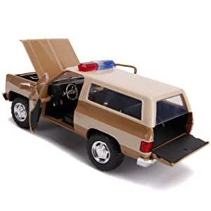 Stranger Things 1:24 Hopper's Chevy Blazer