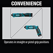 convenience operation folds straight