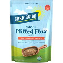 Carrington Farms milled flax seed