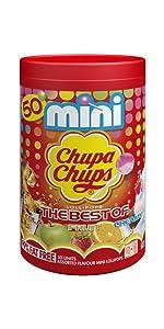 Chupa Chups Lolly Lollipop Fun Share Bag Party Fruity Sweet Treat Flavour