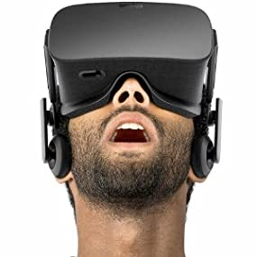 Oculus Rift Amazon Co Uk Pc Amp Video Games