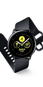 Galaxy Active Watch - Black