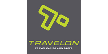 One Size Travelon 12987 070 Set of 4 Assorted Color Luggage Tags Bolds