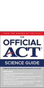 act, act 2020-2021, act test prep, official act, official act prep guide, act study guide