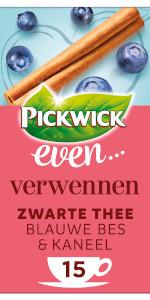 pickwick even verwennen