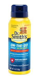 Dr. Smith's Diaper Ointment Spray