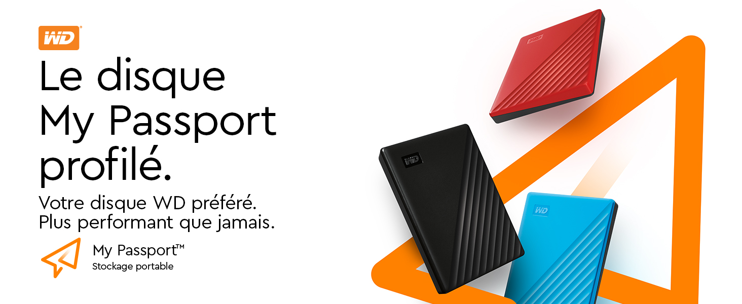 HDD; WD; My Passport; Portable