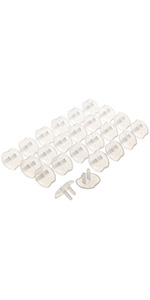 childproof outlet plugs