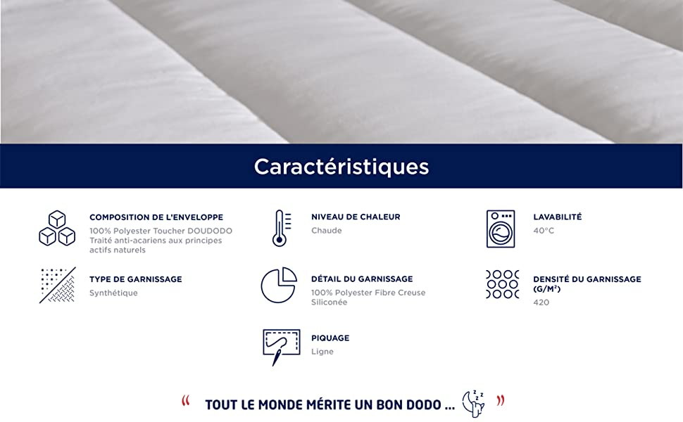 DODO_Couette SANIPROTECT
