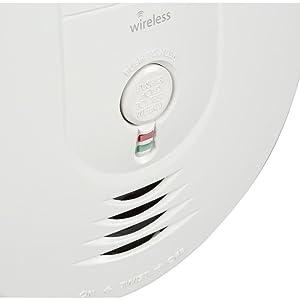 Kidde 21026044 Wireless Interconnect Battery Operated