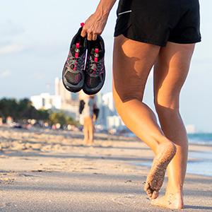 water shoe, body glove
