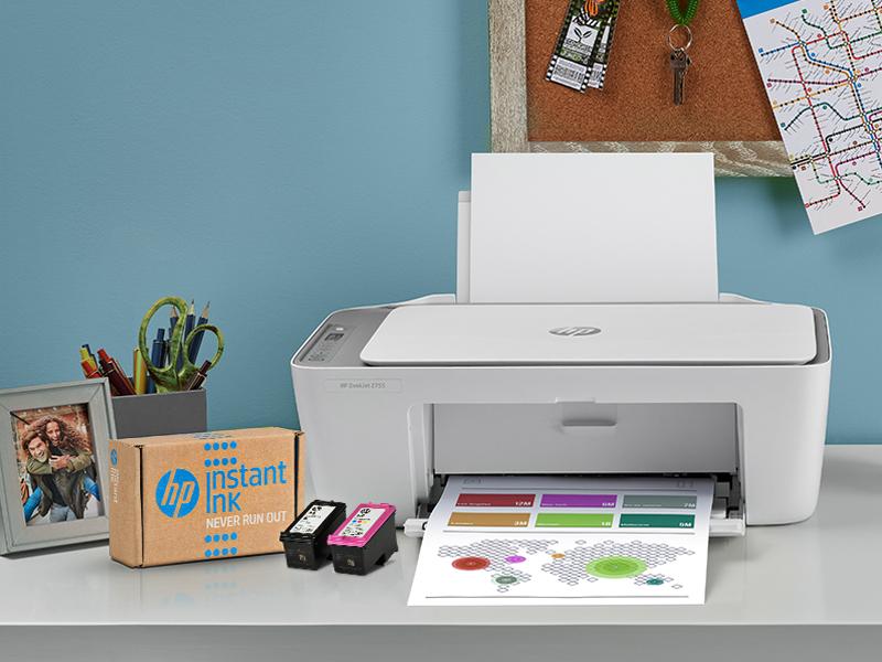 hp instant ink inkjet printer