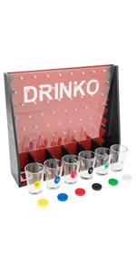 DRINKO Drinking Game - Fairly Odd Novelties