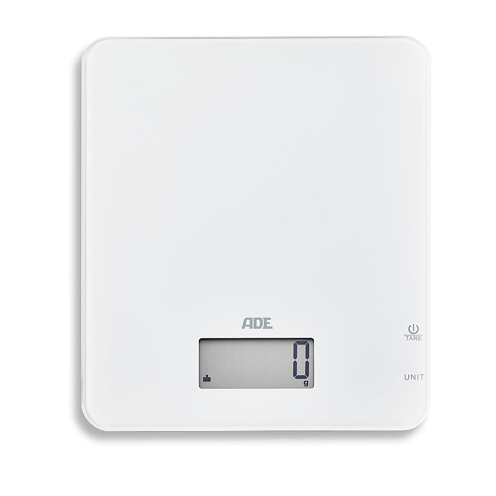 Amazon.de: ADE Digitale Küchenwaage KE 1713 Cleo. Elektronische ...