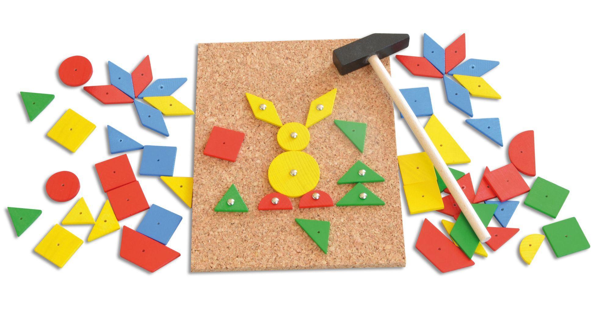 noris spiele 606049101 hammerspiel kinderspiel spielzeug. Black Bedroom Furniture Sets. Home Design Ideas