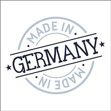 Made in Germany hergestellt in Deutschland Handarbeit