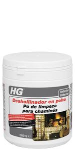 ... HG Deshollinador en polvo ...