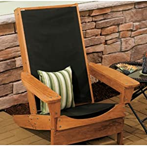 Chairs, benches, and swings are mainstays of outdoor living