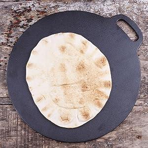 pizza pan crepe pan dosa pan flat pan pizza tray dosa tawa roti tawa